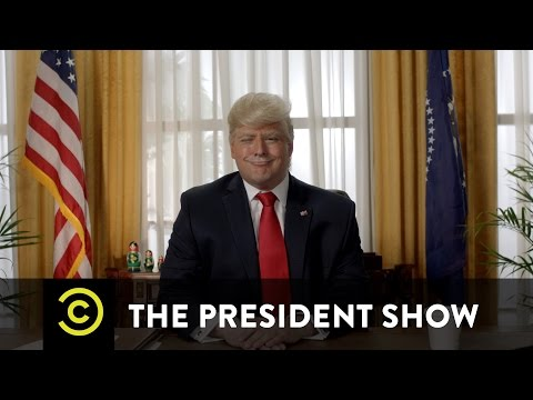 The President Show – All Winners, No Losers
