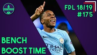 FPL GAMEWEEK 35 BENCH BOOST TIME | Fantasy Premier League 2018/19 | Let
