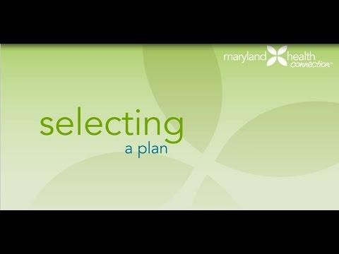 Selecting a Plan