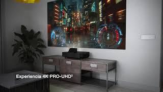 Epson Proyector láser EPSON EH-LS500 4K anuncio