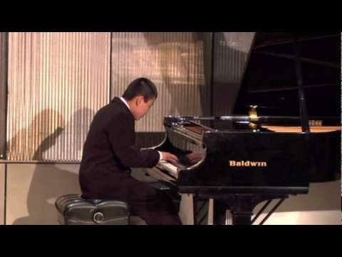 Performance at Lincoln Center (Manhattan, NY) for Concert Festival Winner's Recital