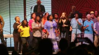 """James Taylor and Lowcountry Voices: """"Shed a Little Light,"""" Columbia SC"""
