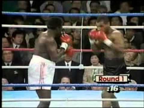33.Mike Tyson - Tony Tubbs