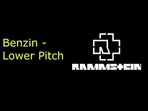 Rammstein - Benzin - Lower (Devil) Pitch