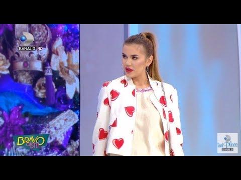 Bravo, ai stil! (11.12.2017) - Emiliana, criticata: