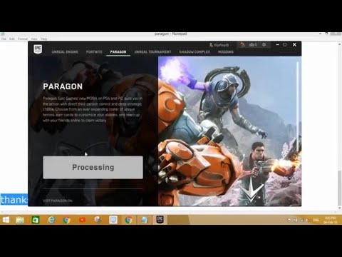 how to download PARAGON for pc/ps3/ps4/xbox1/xbox360/xbox365
