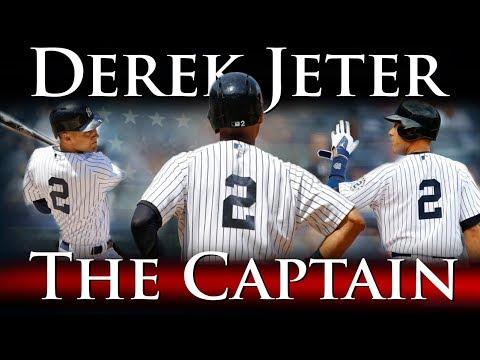 Derek Jeter – The Captain