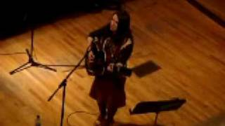 Jolie Holland - Your Big Hands (Live @ IDOW 09)