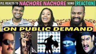 Nachore Nachore Song Reaction In Marathi   Yamadonga Songs   Jr NTR & Rambha