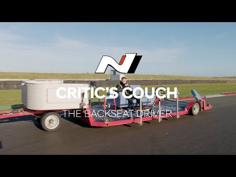 Hyundai i30 N - Critic's Couch Episode 3 - The Backseat Driver