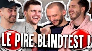 LE PIRE BLINDTEST ! (Feat Laink & Terracid)