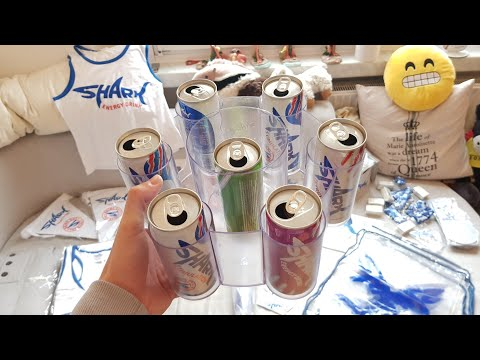 SHARK ENERGY DRINK REVIEW