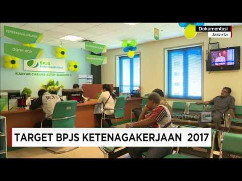 BPJS Ketenagakerjaan Targetkan 3 Juta Peserta Baru di 2017