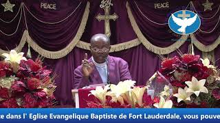 Evangelical Baptist Church Of Fort Lauderdale/EBCOFL Live Stream