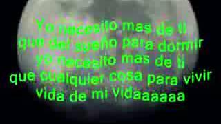 Yo Necesito Mas De Ti Con Letra   Guillermo Davila   Audio HD