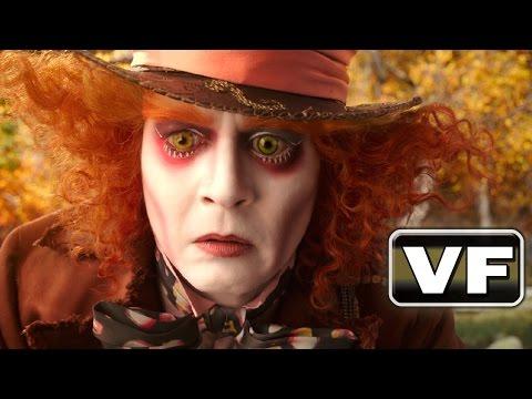 Alice de l'Autre Côté du Miroir BANDE ANNONCE VF