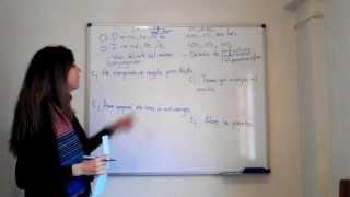 Los pronombres de objeto directo e indirecto