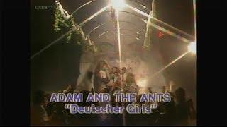 Adam & the Ants - Deutscher Girls