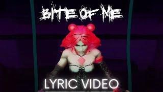 NIKI DEMAR - Bite of Me (Lyric Video)