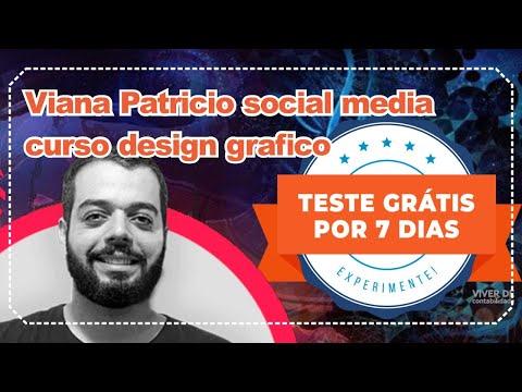 Viana Patricio social media curso design grafico - curso design grfico para social media
