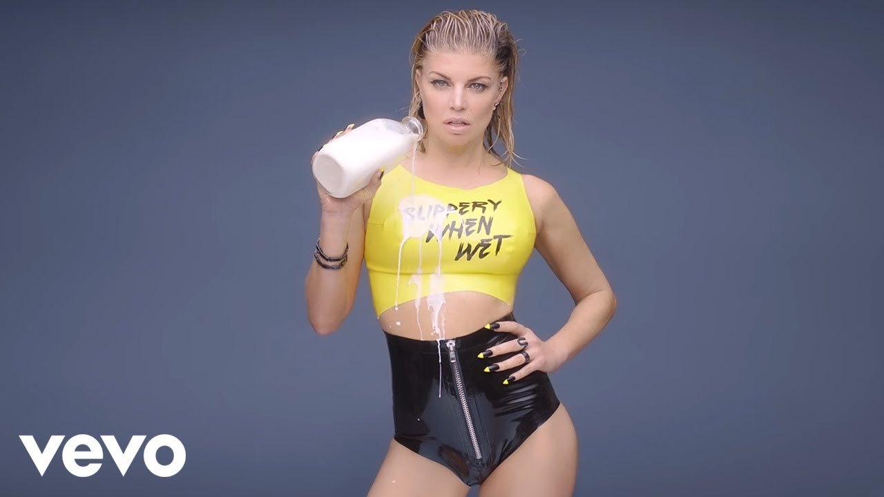 Fergie MILF   Candy 95  Aggielands Only Hit Music