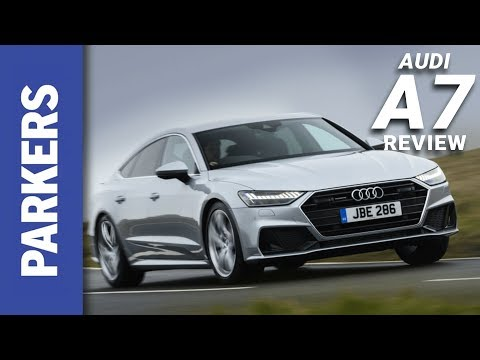 Audi A7 Sportback Review Video