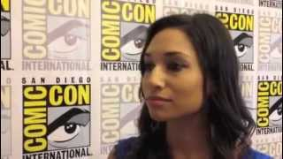 Comic-Con 2012 : Interview Meaghan Rath