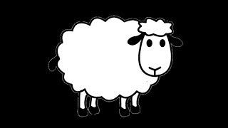Bláznova ukolébavka (ovečka) - text písničky, jiné aranžmá a dětská animace