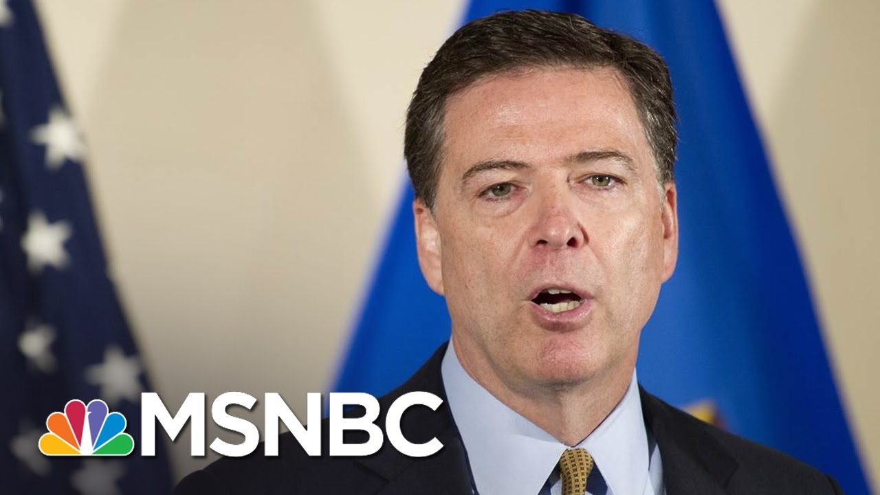 James Comey To Be Focus Of Hillary Clinton Camp Until Election | Morning Joe | MSNBC thumbnail