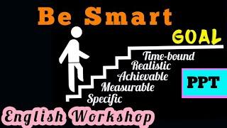 English Workshop :Be Smart :10th Standard.