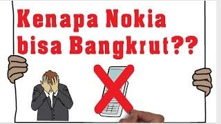 Motivasi Hidup  Belajar dari Hancurnya Nokia