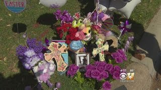 Vigil Thursday Night For Child Killed By Hit-And-Run Driver
