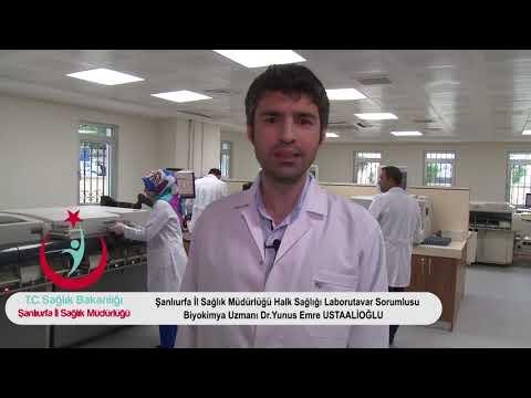 Şanlıurfa İl sağlık Müdürlüğüne Bağlı Merkez Laboratuvarı Yeni Binasında Hizmet vermeye başladı.