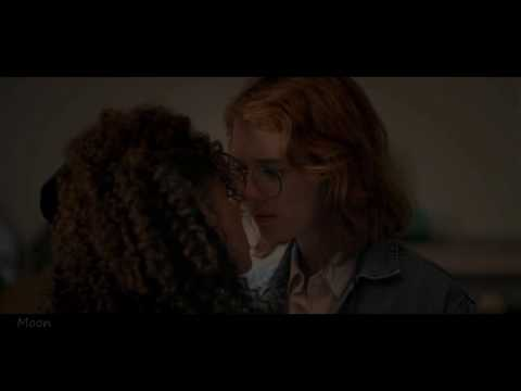 San Junipero | Kissing Scene (Black Mirror) ᴴᴰ