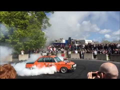 Bimmers Of Sweden 2015 - Burnout Done Right!