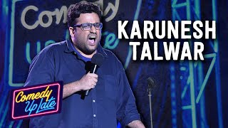 Karunesh Talwar - Comedy Up Late 2018 (S6, E10) - YouTube