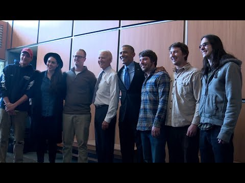The President Meets a Band