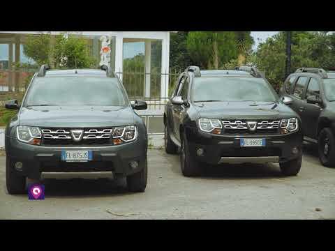 Primo raduno Dacia Duster Reggio Calabria