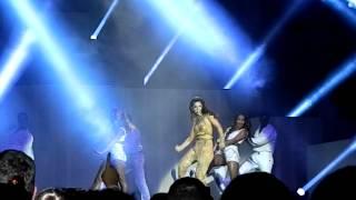 Cheryl - Sexy den a mutha LIVE - A Million Lights tour - Liverpool 11/10/12