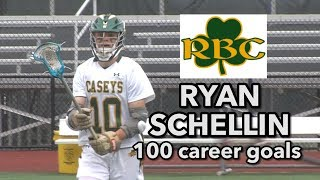 Red Bank Catholic 18 Jackson Liberty 6 | SCT First Round | Ryan Schellin 100th goal