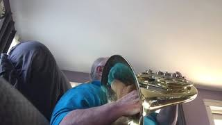 Horn Playing after 5 years of silence