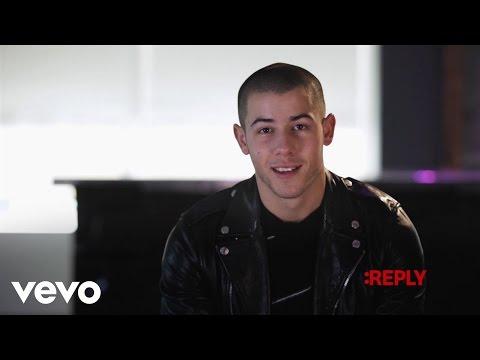 Nick Jonas - ASK:REPLY