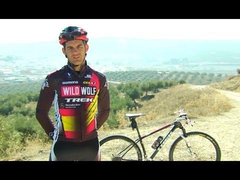 Juan Pedro Trujillo, un ciclista de montaña que ha escalado más de 600 podios