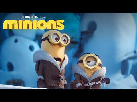 Minions (TV Spot 'On the Loose')