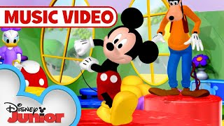 All Hot Dog Dances! Compilation | Mickey Mouse Clubhouse | Disney Junior