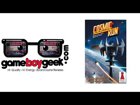 The Game Boy Geek Reviews Cosmic Run