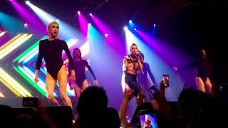 Melanie C feat Sink The Pink - High Heels Live At Áudio SP Brasil