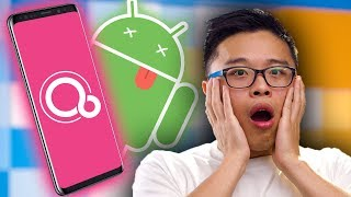 Fuchsia OS - The DEATH of Android!?