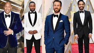 Oscars Verdict - Best Red Carpet Tuxedos 2017