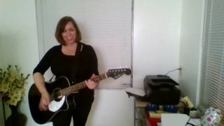 FRANCES JONES. Gone (Babes In Toyland Cover) Rehearsal